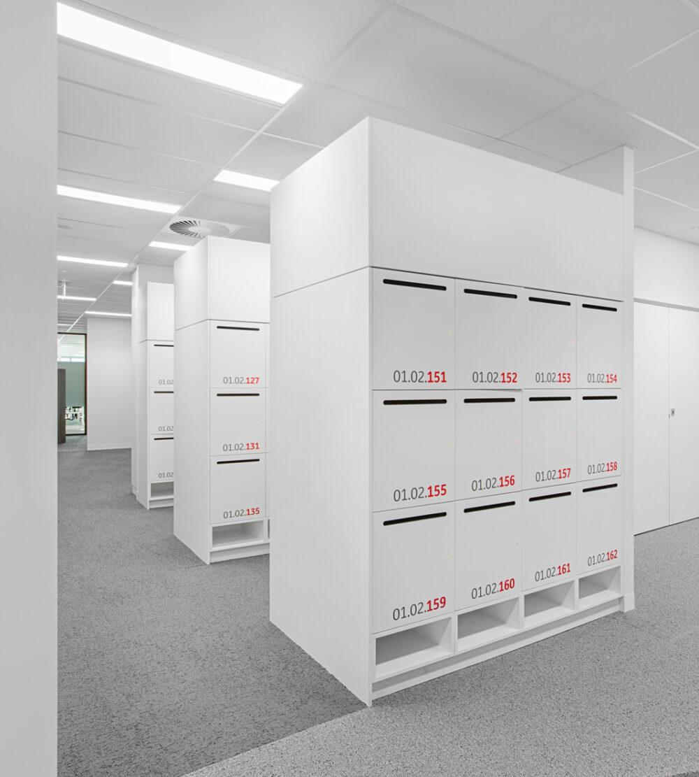 Toyota Australia office lockers lockin lockers australia 9
