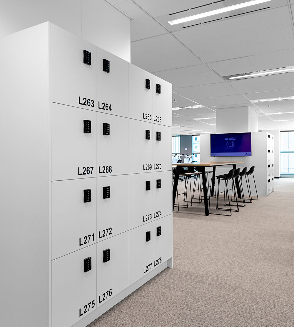 Office lockers vline melbourne lockin australia 4