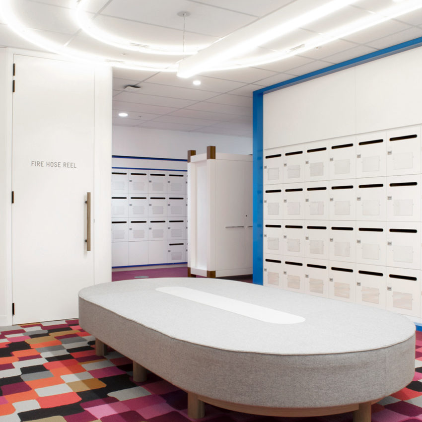Medibank office lockers lockin lockers australia 3