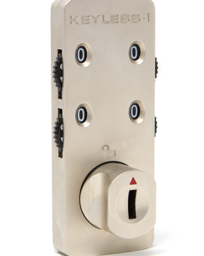 Keyless1 Satin Nickel