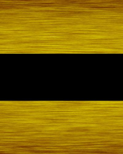 Metalex 0000 Brushed Gold Black