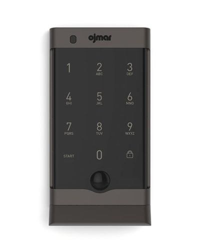Locker locks 600x740 lockin 4s 0011 OJMAR OCS PRO Front Graphito Handle