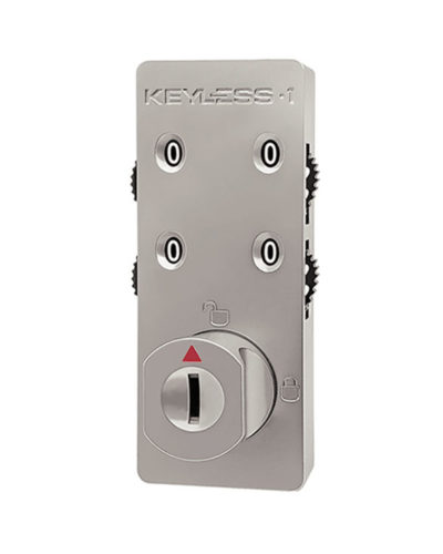 Locker locks lockin 600x740 3 keyless combination lock silver
