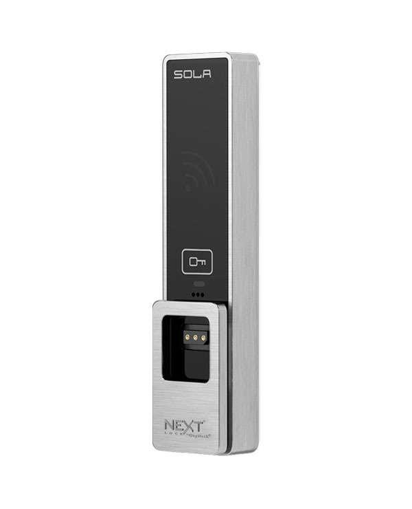 Locker locks lockin 600x740 8 rfid lock silver angle