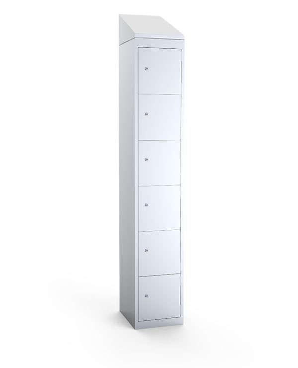 Metal lockers lockin slope 600x740 M6