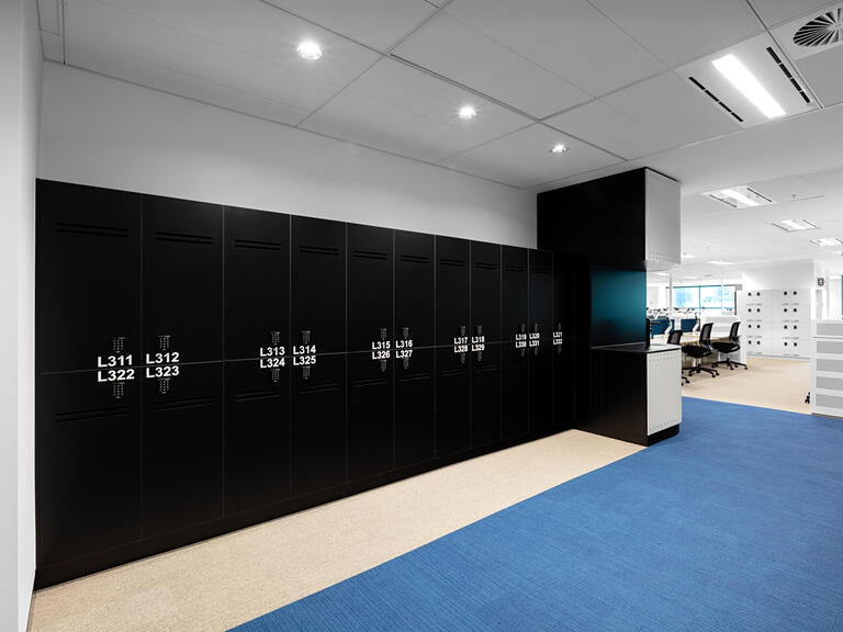 Office lockers vline melbourne lockin australia 1