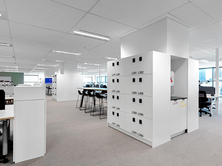 Office lockers vline melbourne lockin australia 3