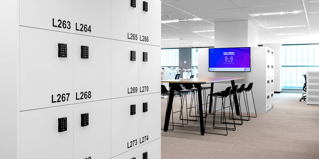 Office lockers vline melbourne lockin australia 5