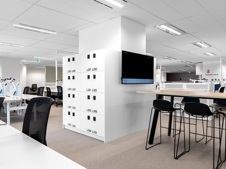 Office lockers vline melbourne lockin australia 6