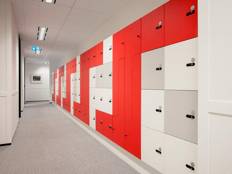 Myer Family corportation office lockers lockin lockers australia 3