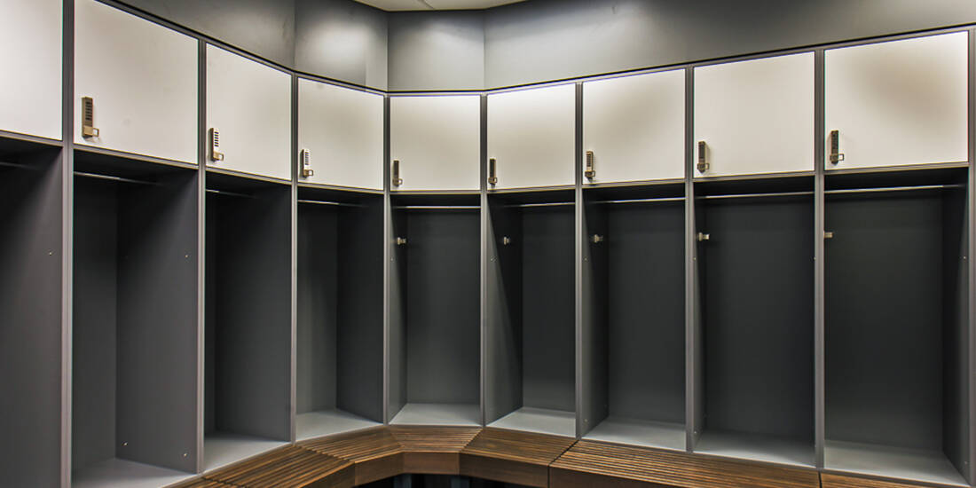 Melbourne Rebels change room lockers lockin lockers australia 2