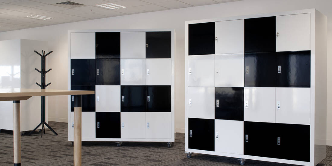 Anz office lockers lockin lockers australia