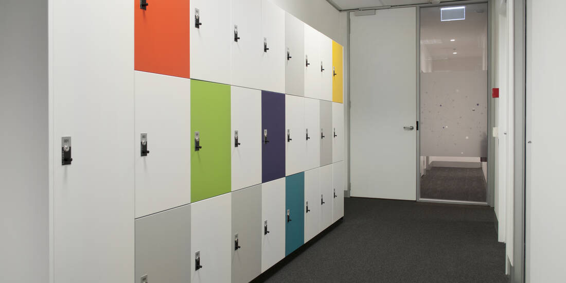 MYOB office lockin lockers australia1