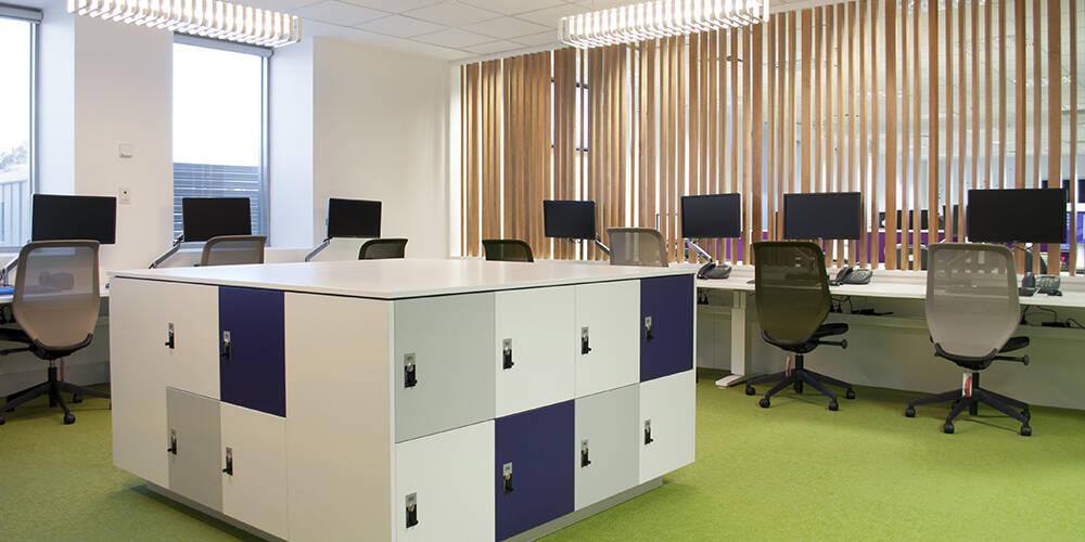 MYOB office lockin lockers australia2